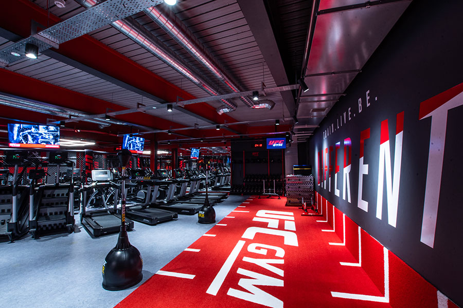 UFC GYM - Nottingham Launch