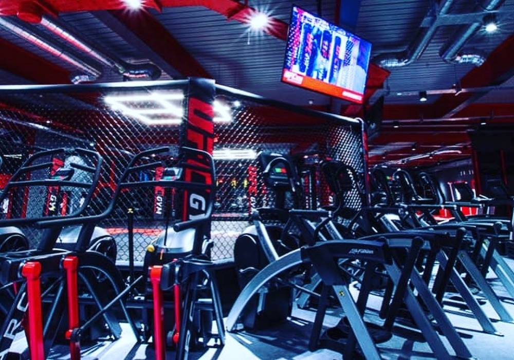 UFC GYM Octagon
