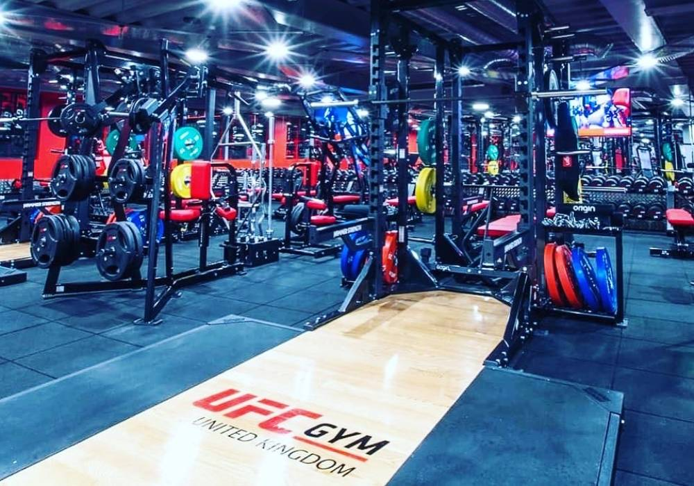 UFC GYM Free Weights