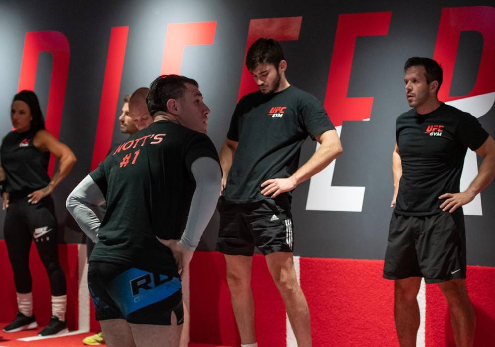 UFC Gym Nottingham Coaches & Classes
