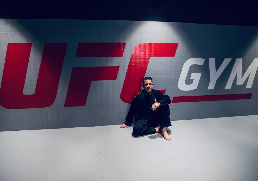 UFC GYM COACH IN FOCUS - Tolly Plested